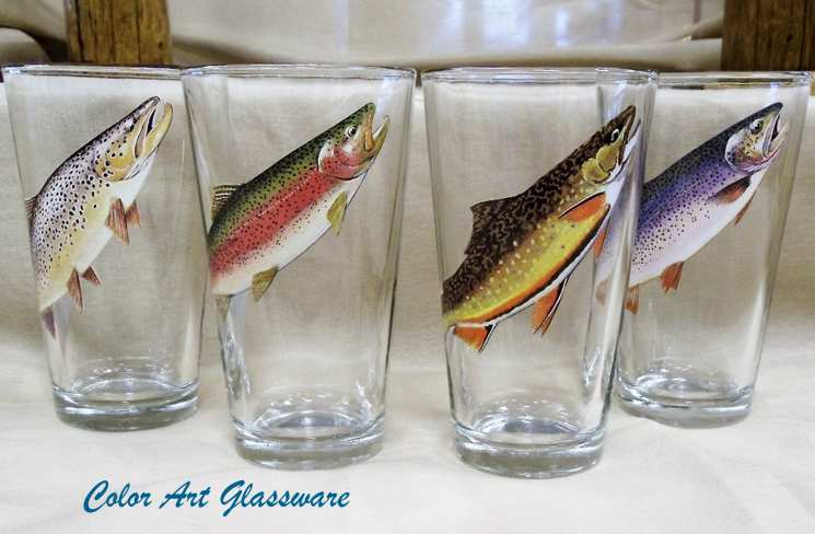 Color Art Glassware