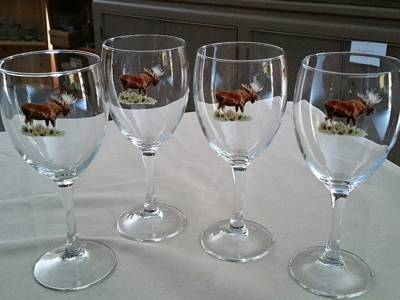Full Color Stemware